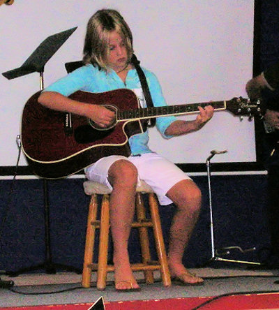 bonnie - fort mill guitar lessons
